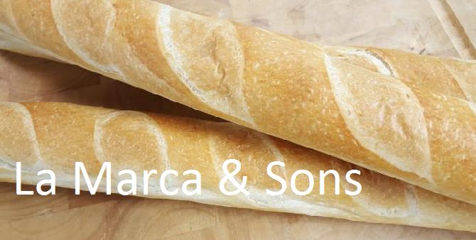 French Breads Baguettes